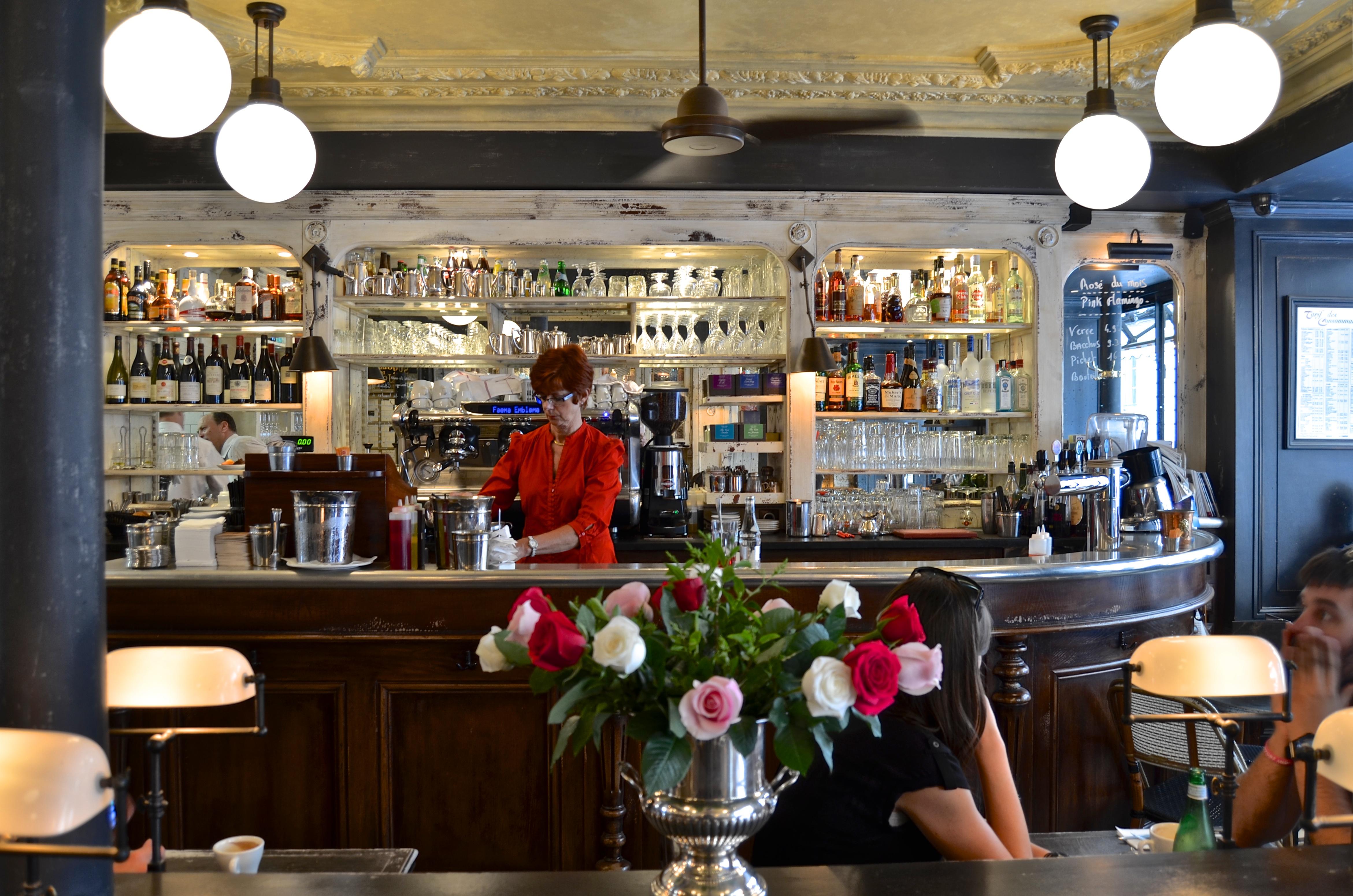 File Le Cafe Des Antiquaires 15 Rue De La Grange Bateliere Paris 1