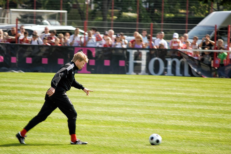 Oliver Kahn Germany Goal-keeper