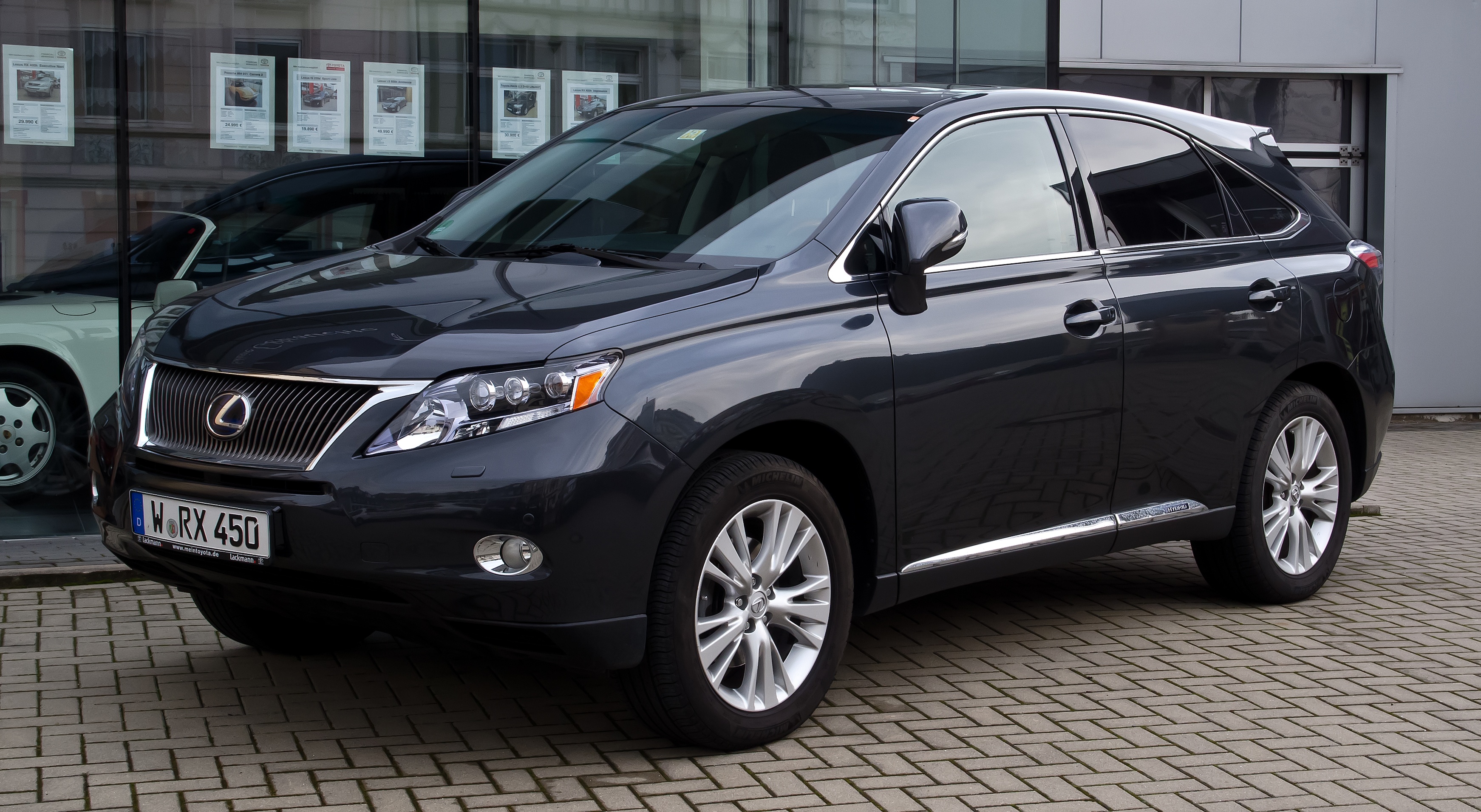 file lexus rx 450h iii frontansicht 18 m rz 2012 wikimedia commons. Black Bedroom Furniture Sets. Home Design Ideas