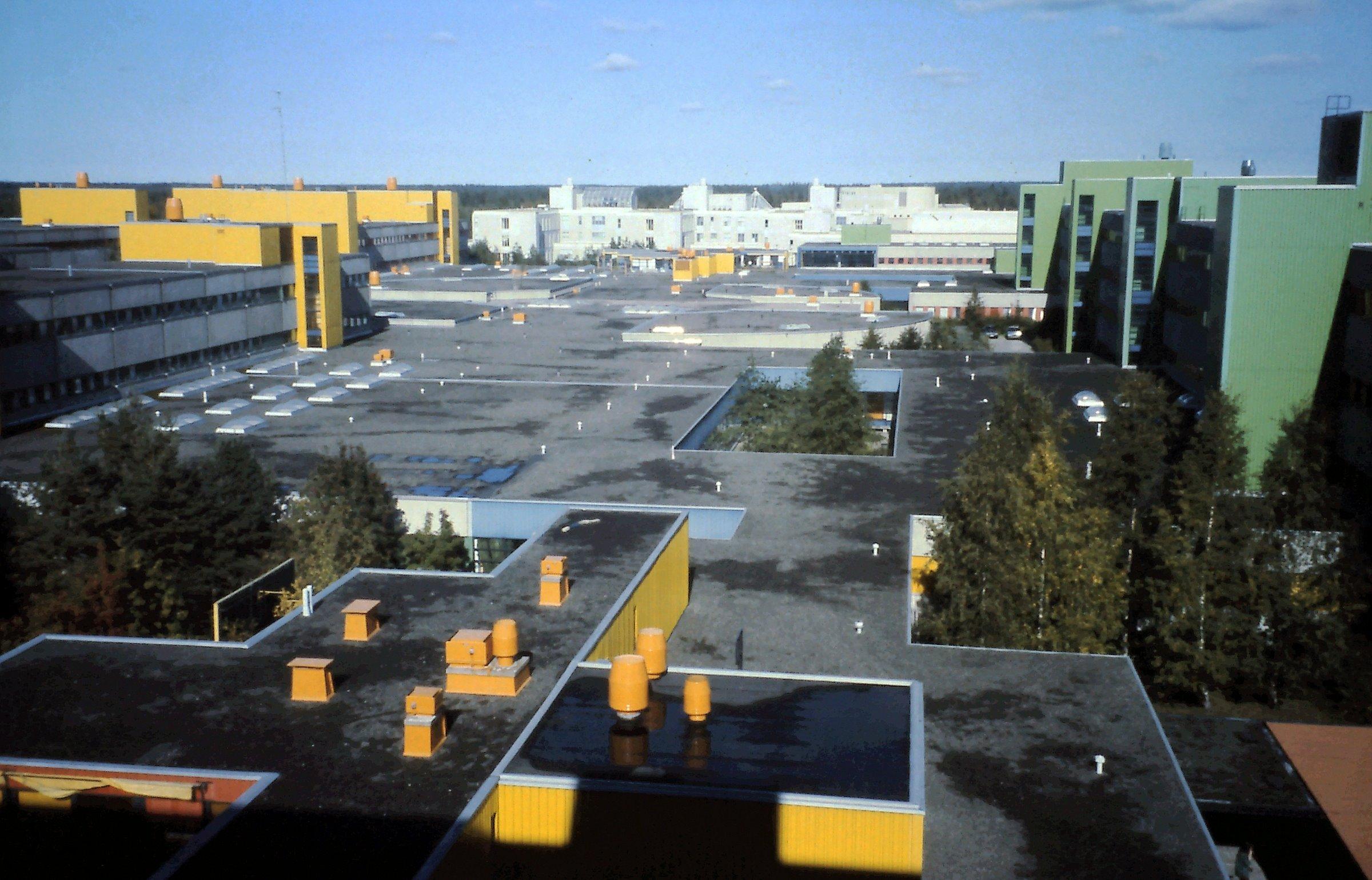 Oulu Linnanmaa