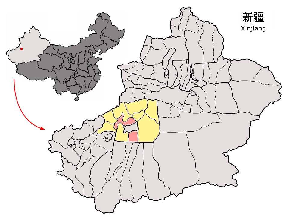 Aksu Prefecture #