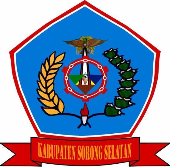 File Logo Kab Sorong Selatan Jpg Wikimedia Commons