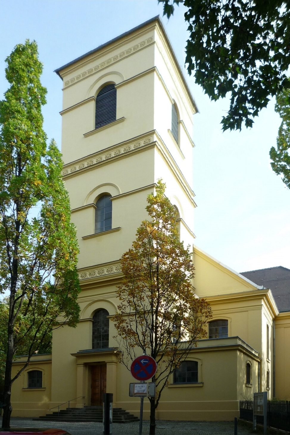 luisenkirche berlin charlottenburg wikipedia. Black Bedroom Furniture Sets. Home Design Ideas