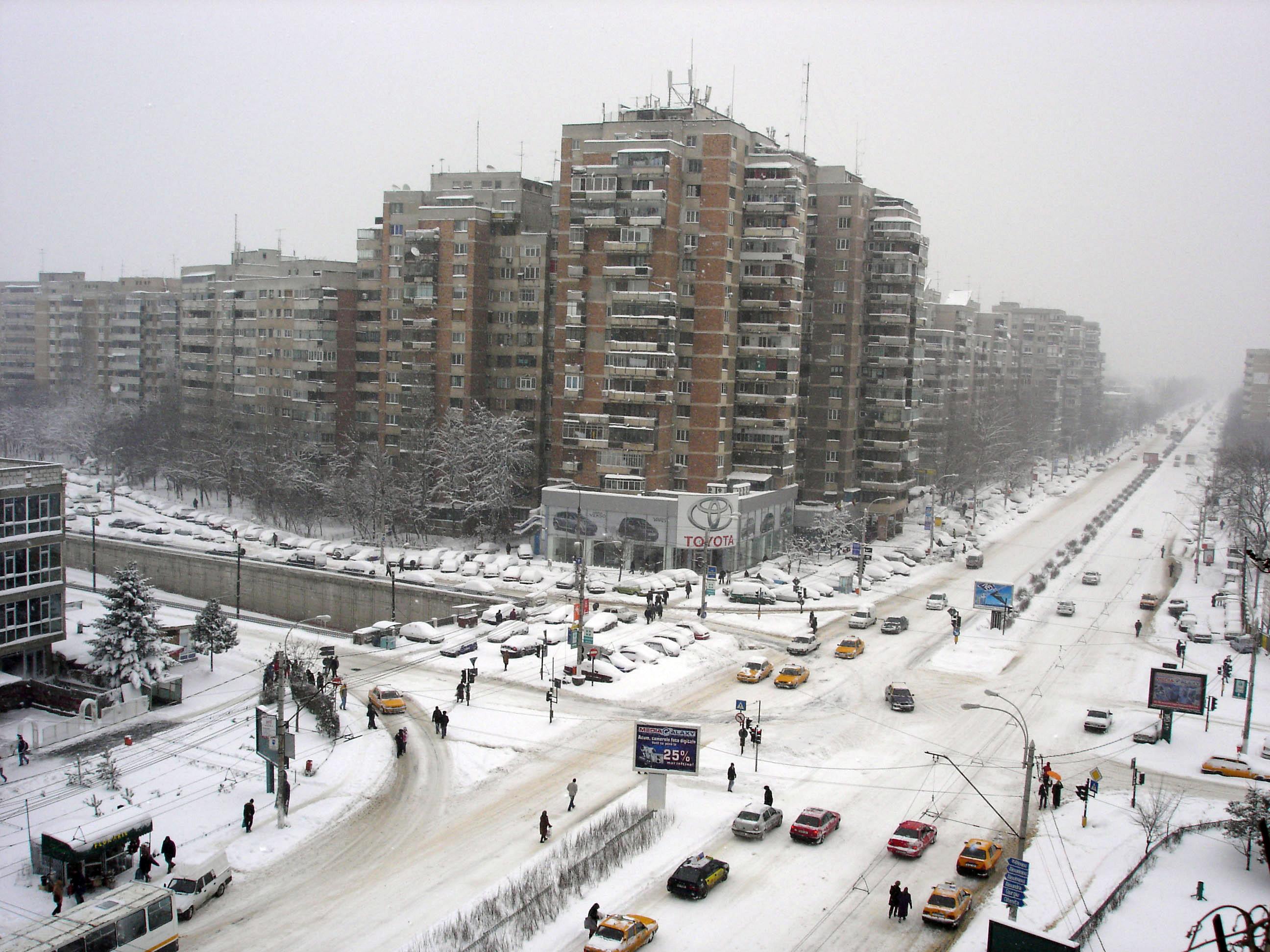 Bulevardul Iuliu Maniu Wikipedia