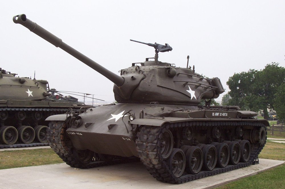 M47 Patton - Wikipedia, the free encyclopedia
