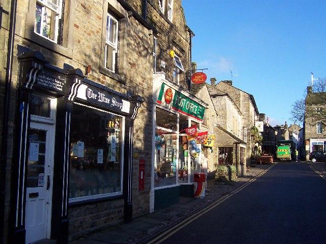 Main Street, Grassington - geograph.org.uk - 75907