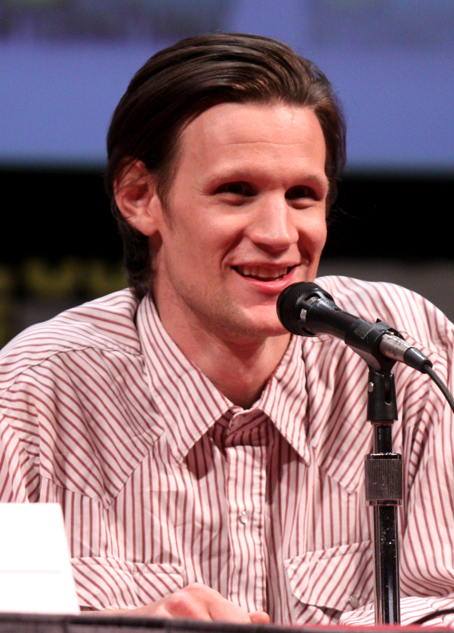Watch Matt Smith (born 1982) video