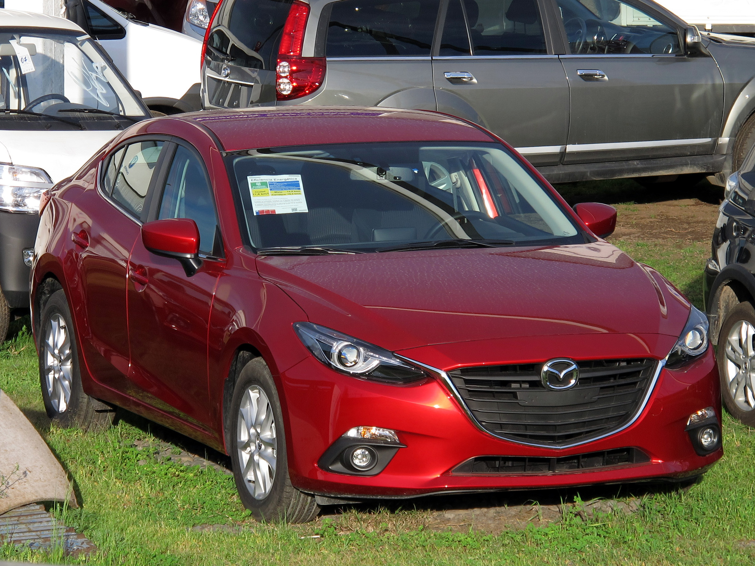 and information pictures iii mazda sedan specs cars