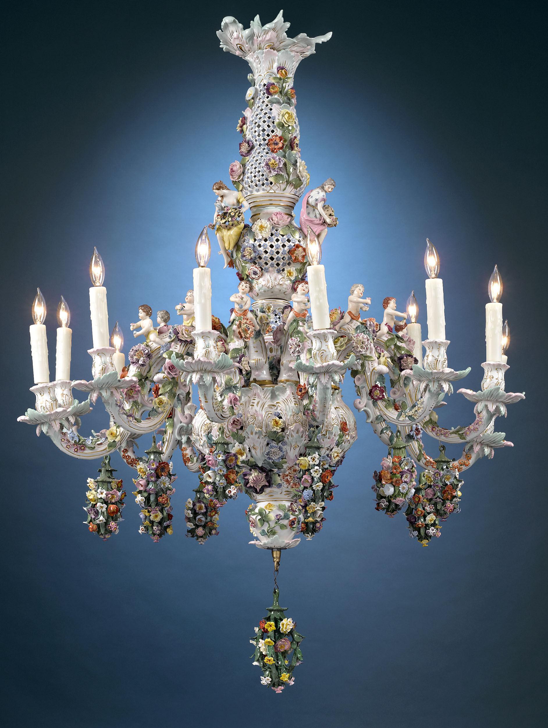 File Meissen Porcelain Chandelier Wikimedia mons
