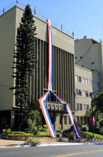Ministerio de defensa nacional paraguay wikipedia la for Ministerio de defenza