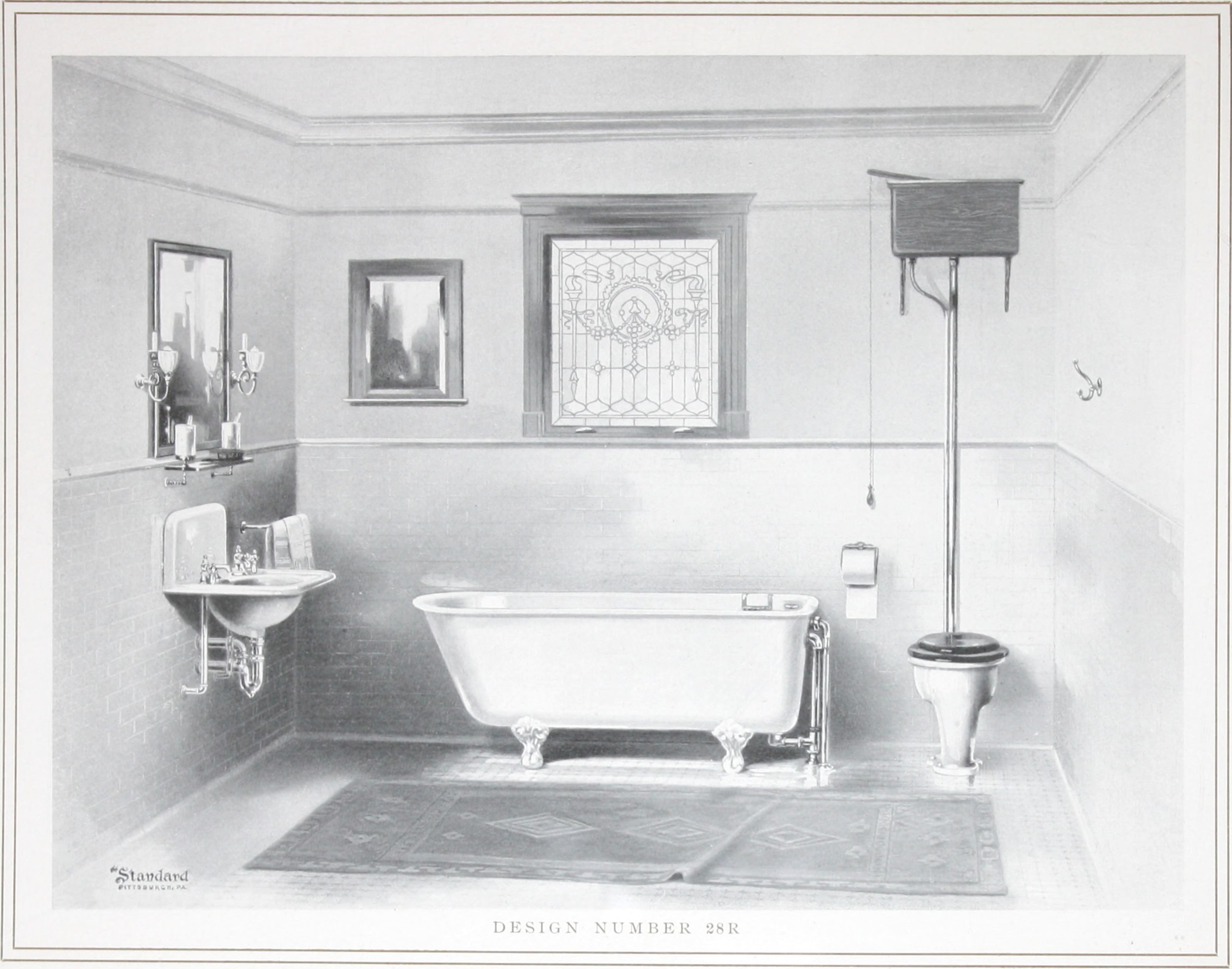 suggestions about plumbing valuable to home builders or those about to remodel their present dwellings. (1903) (14591677257).jpg English: Identifier: