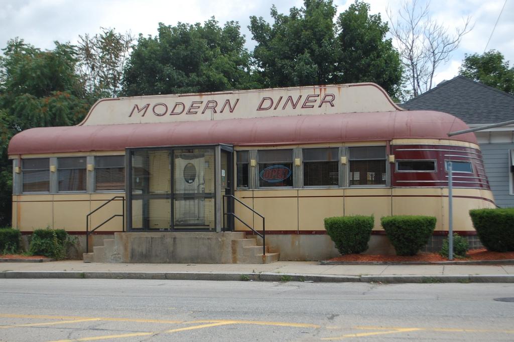 modern diner wikipedia. Black Bedroom Furniture Sets. Home Design Ideas