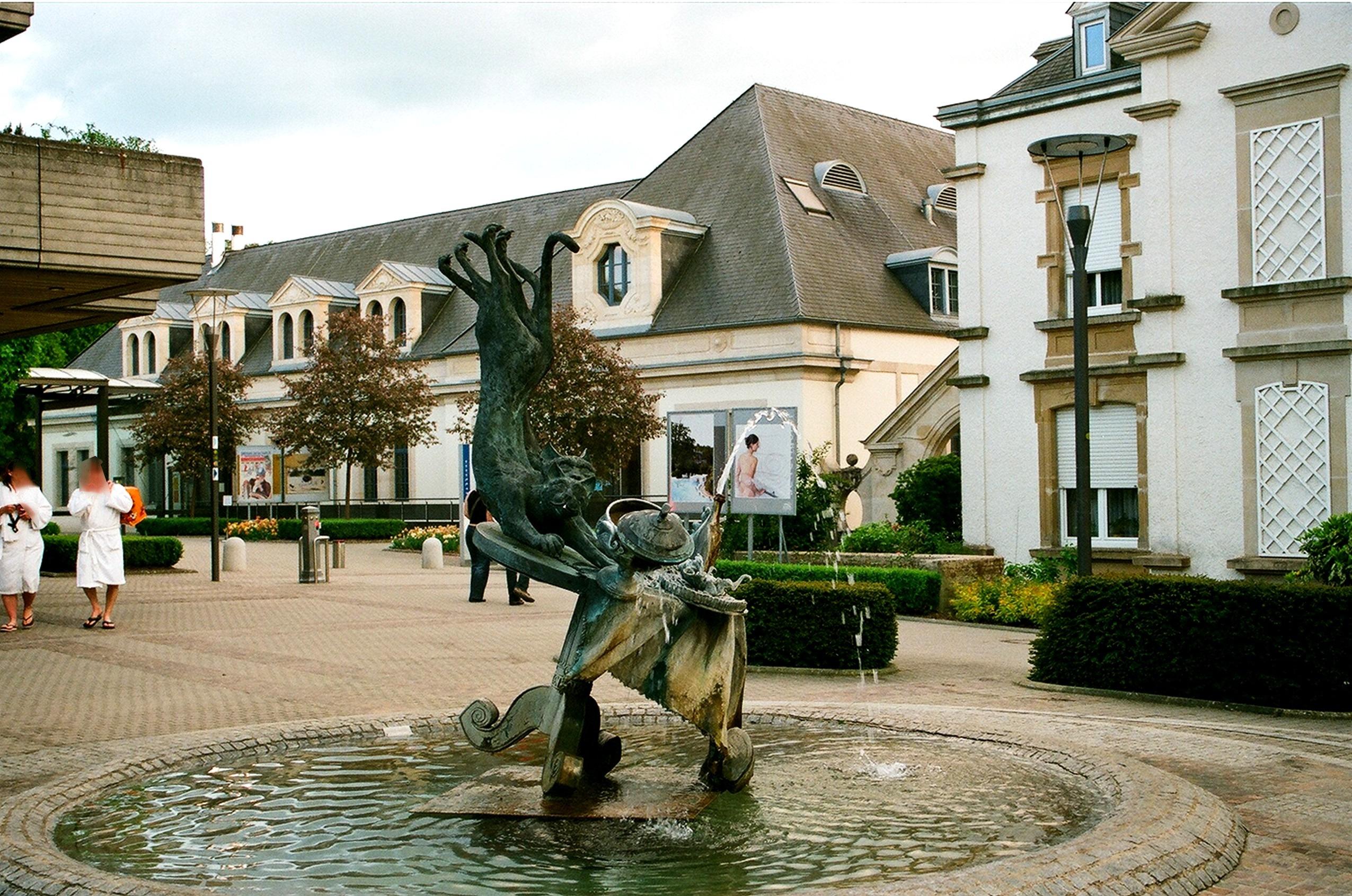 Mondorf Les Bains Hotel Spa