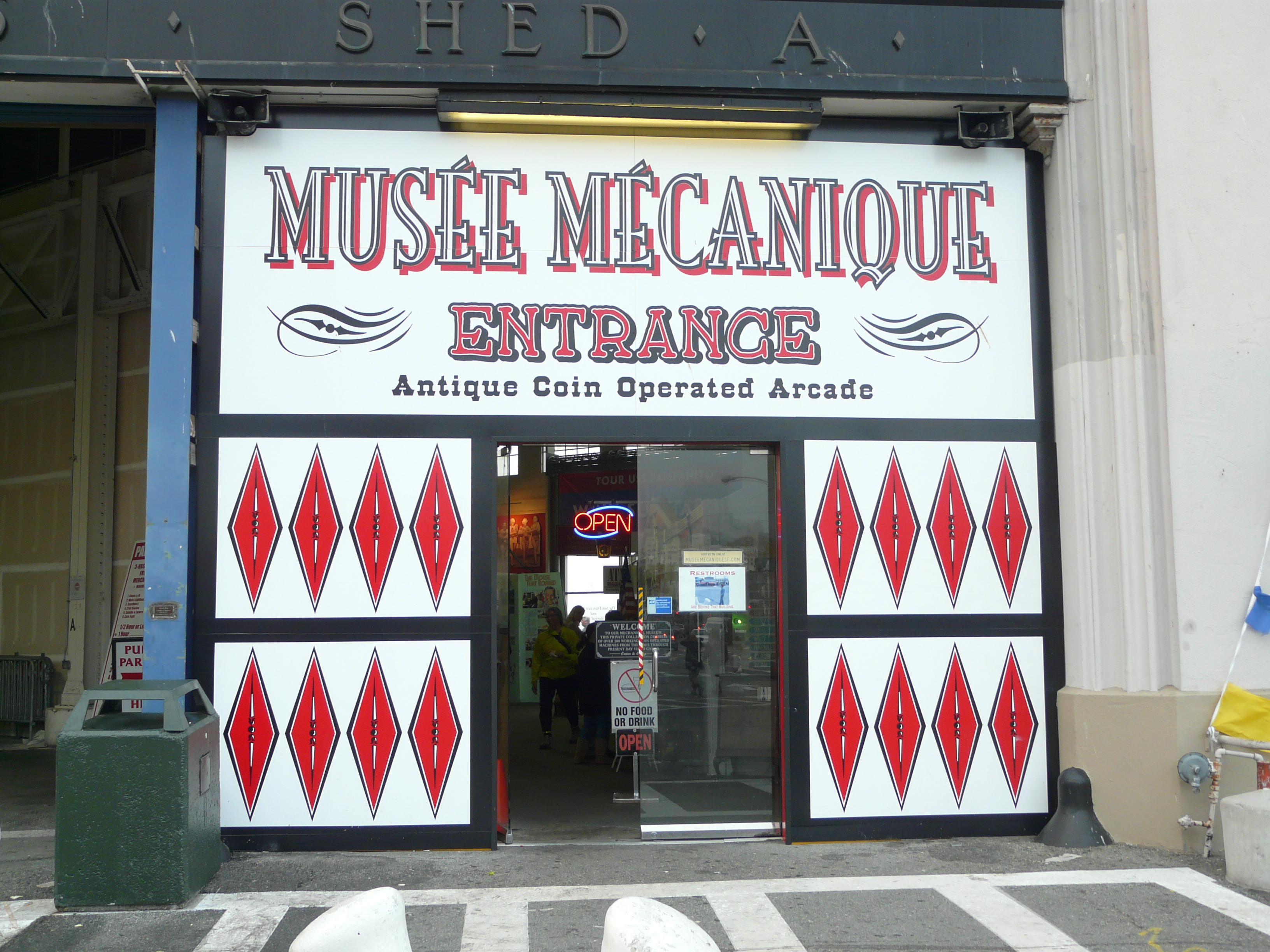 Musee Mecanique Wikipedia