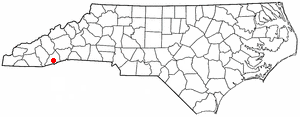 Rosman, North Carolina Town in North Carolina, United States