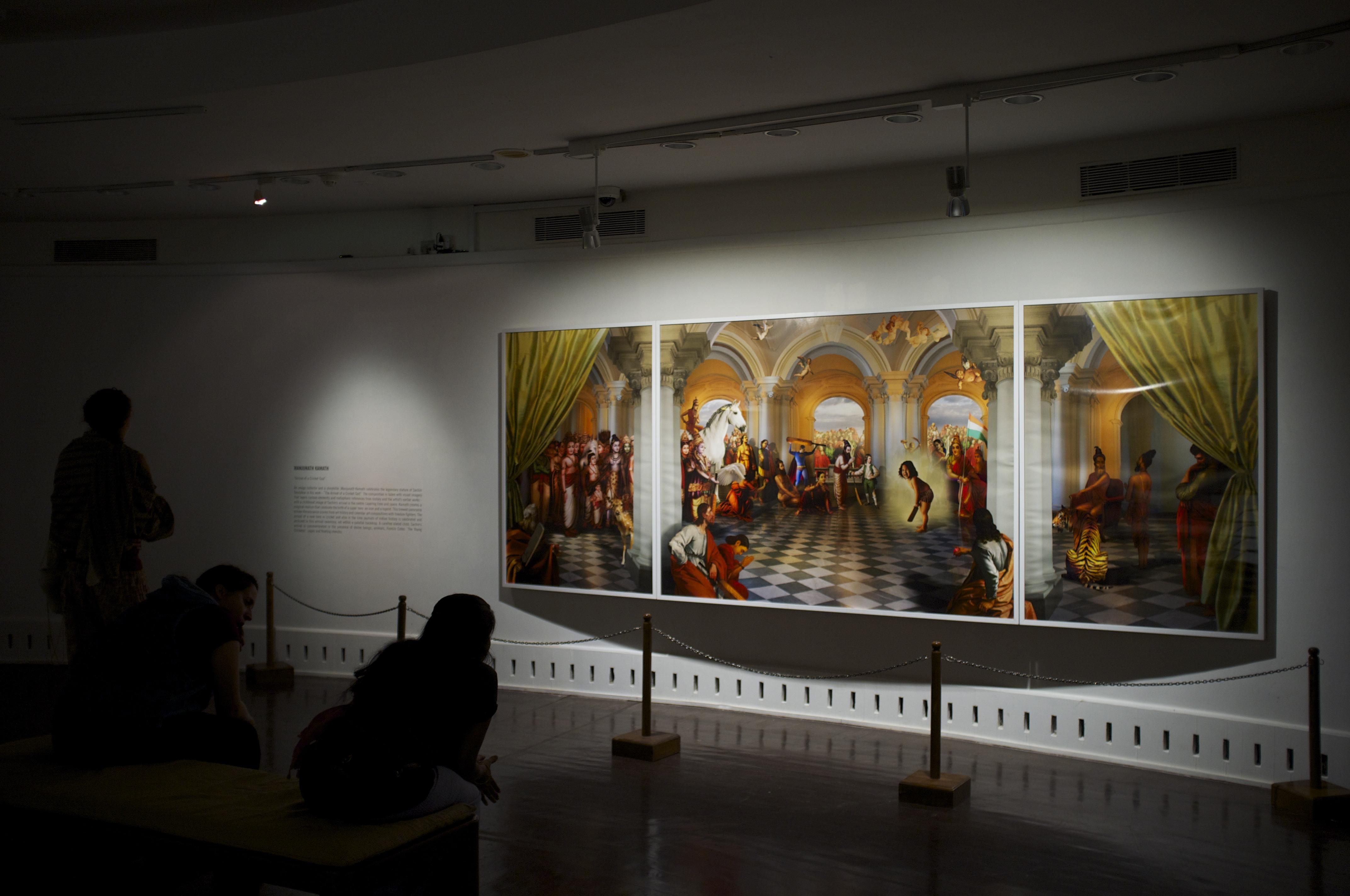 FileNational Gallery of Modern Art Mumbai India