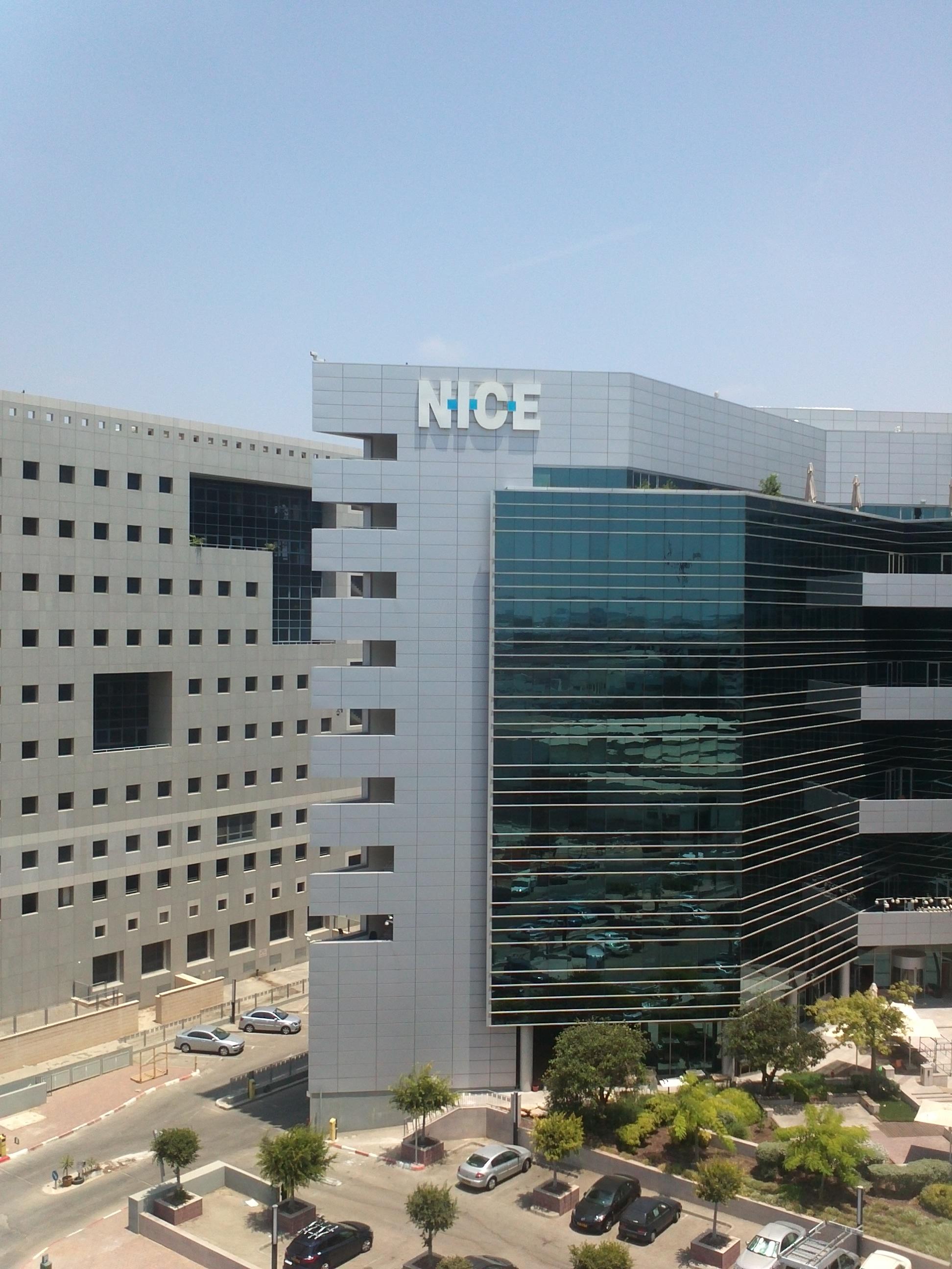NICE Ltd  - Wikipedia