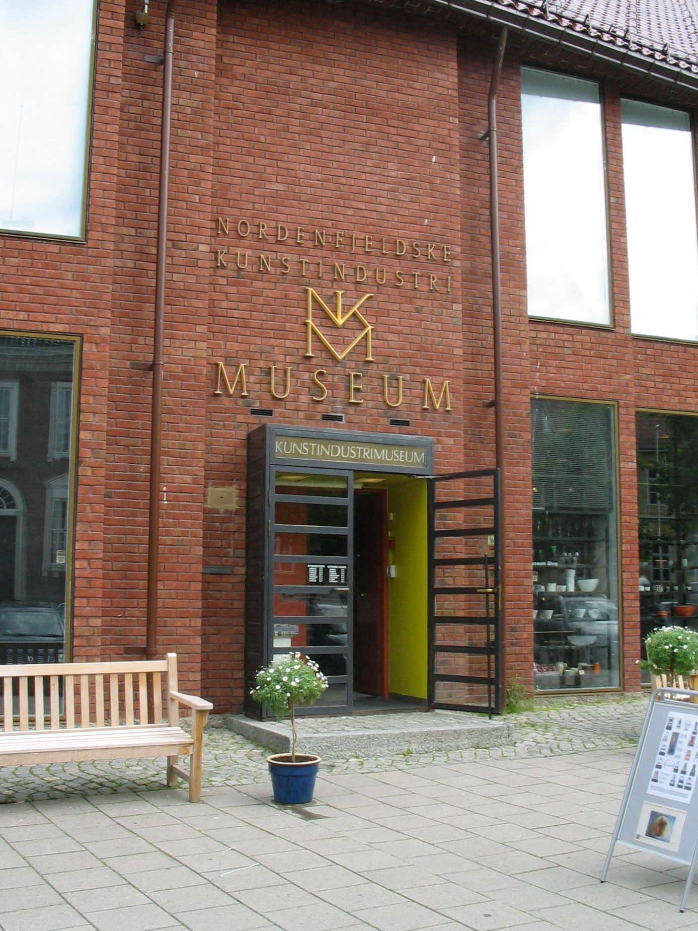 nordenfjeldske kunstindustrimuseum trondheim