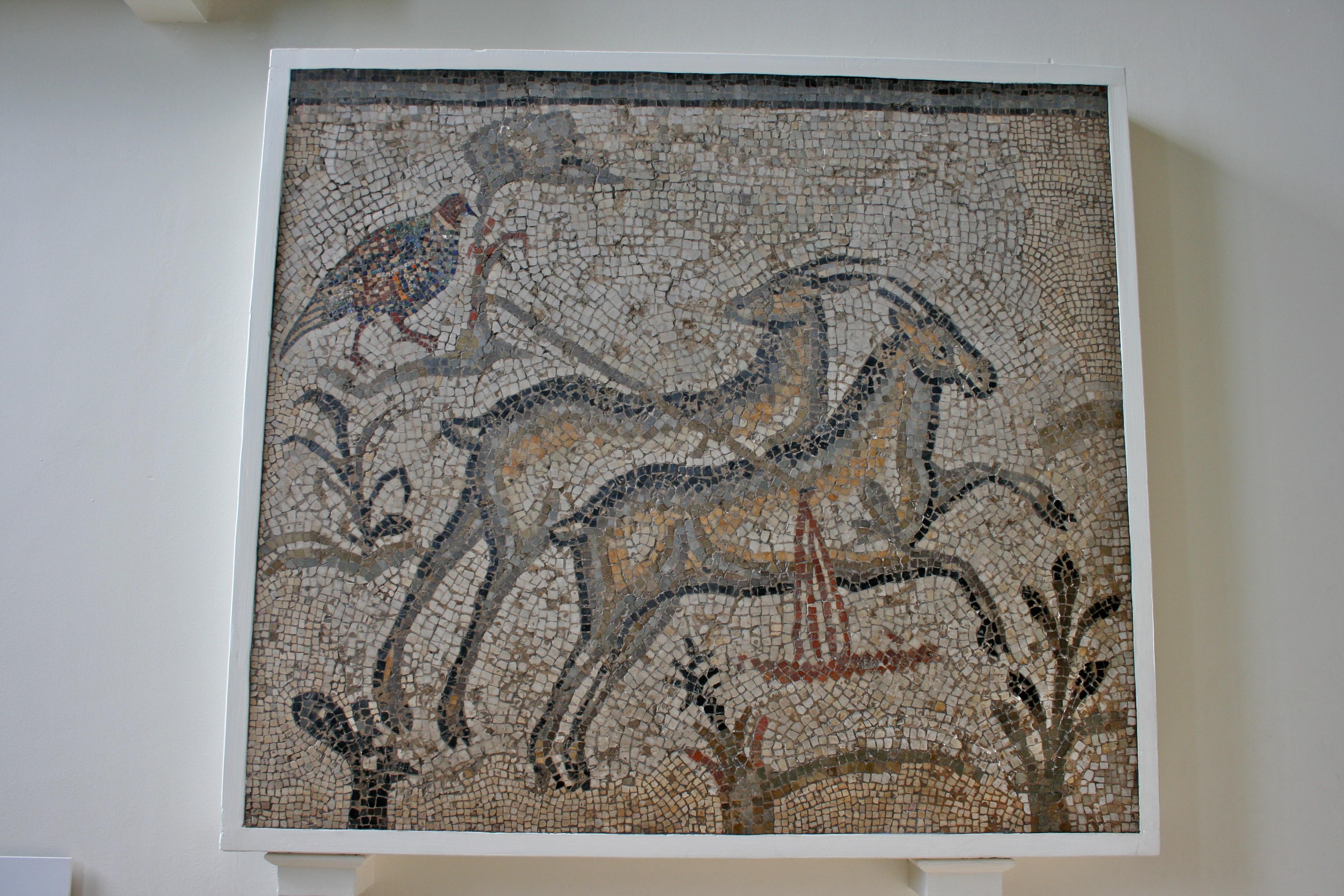 British Museum Mosaics Mosaics British Museum 2
