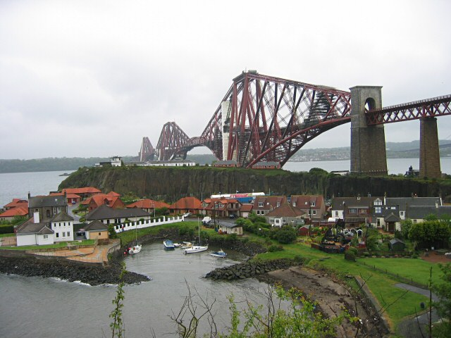 North Queensferry north-east harbour - geograph.org.uk - 431093