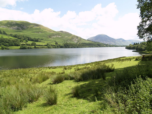 North West End of Loweswater - geograph.org.uk - 509156
