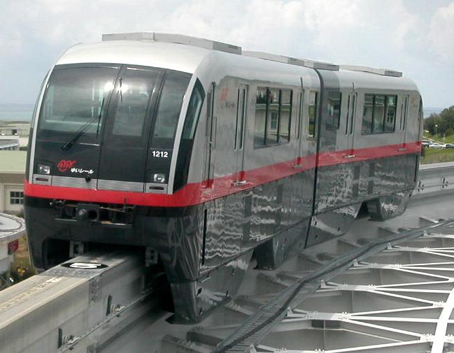Okinawa City Monorail