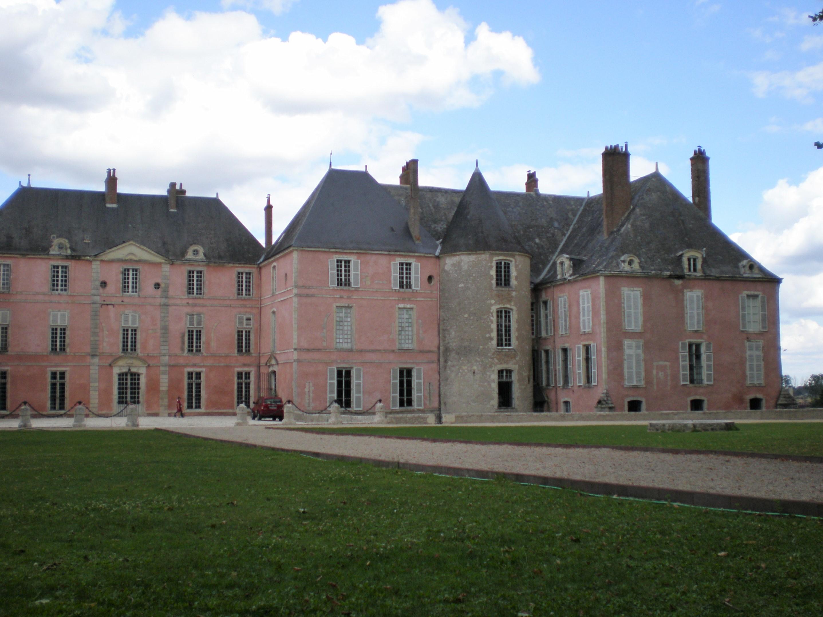 Chateau de meung sur loire wikipedia