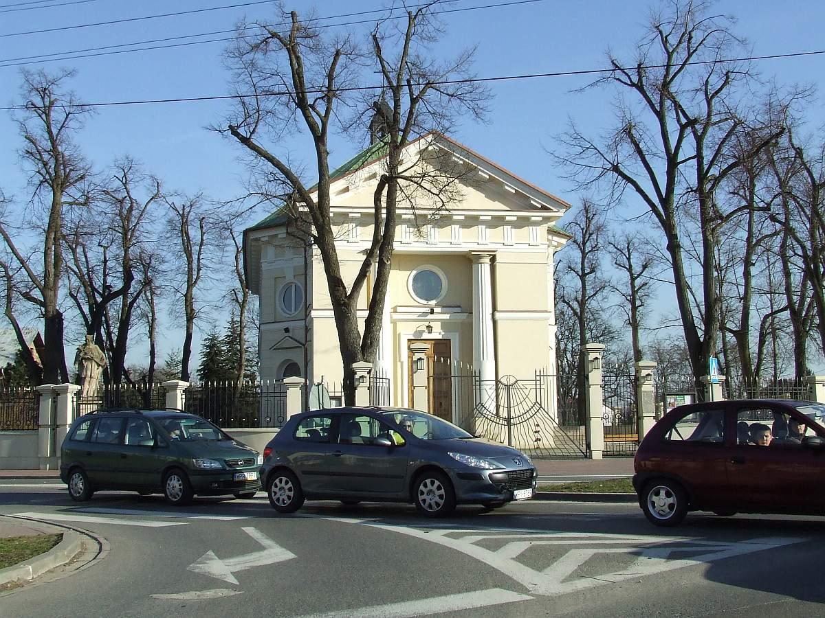 Parafia św. Klemensa w Nadarzynie – Wikipedia, wolna encyklopedia