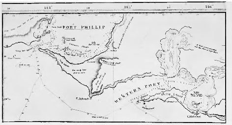 Page 310 map (The Life of Matthew Flinders).jpg