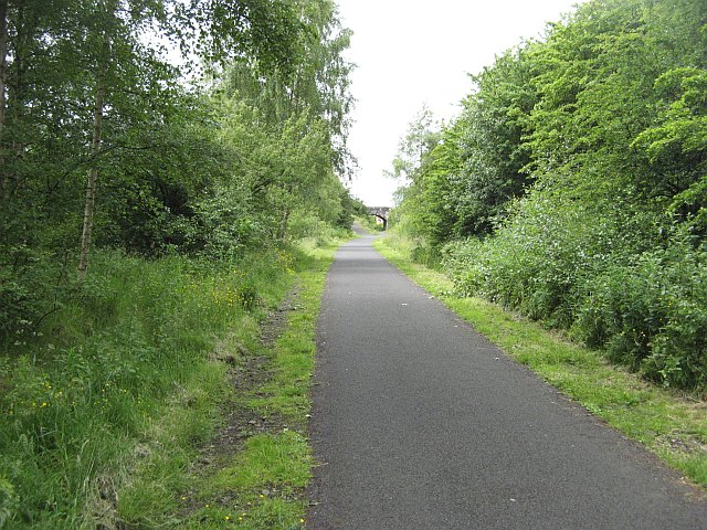 Paisley Canal Line - geograph.org.uk - 1559677