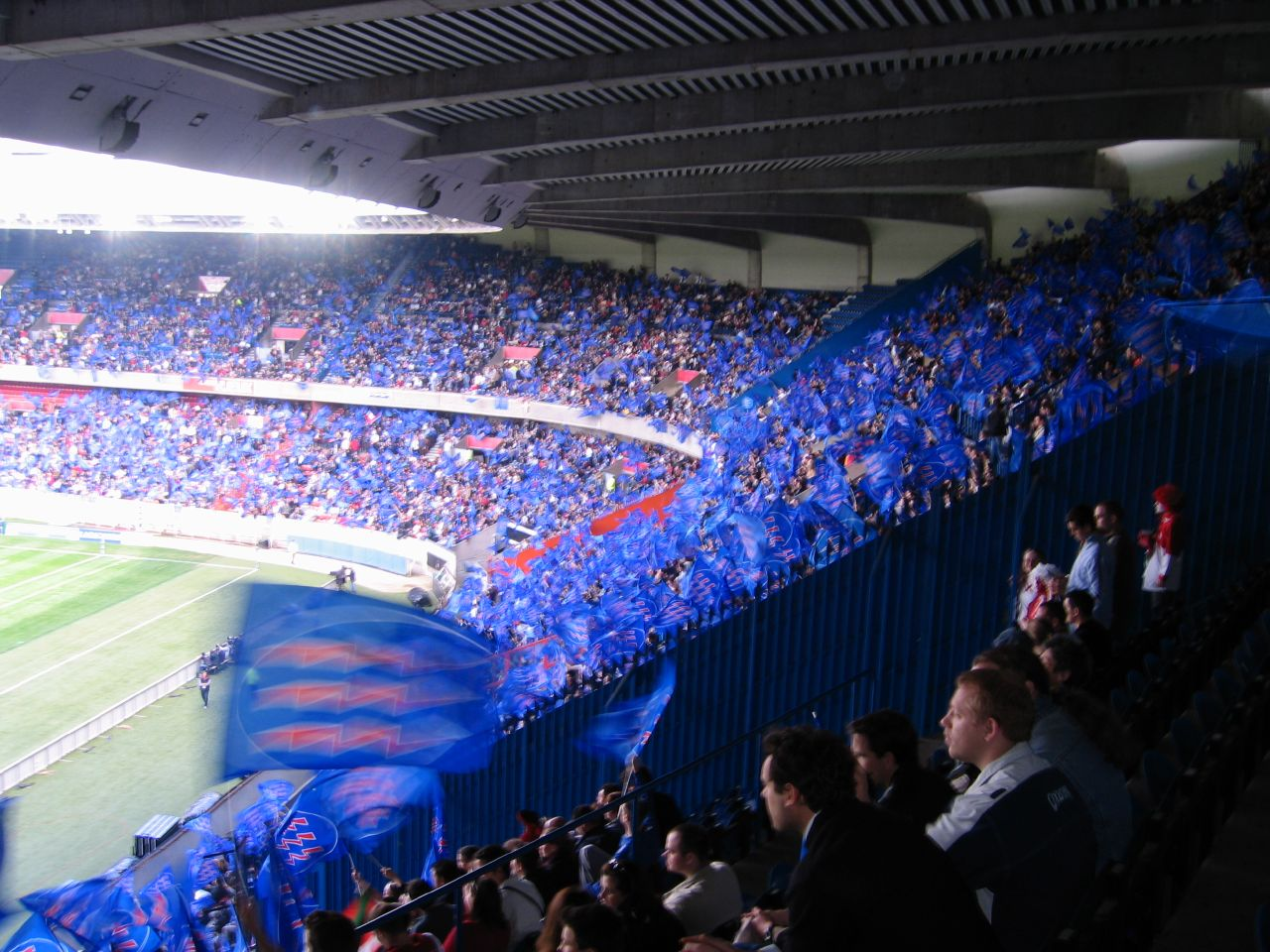 Psg a guide to their legendary home parc des princes - Parc des princes porte de saint cloud ...