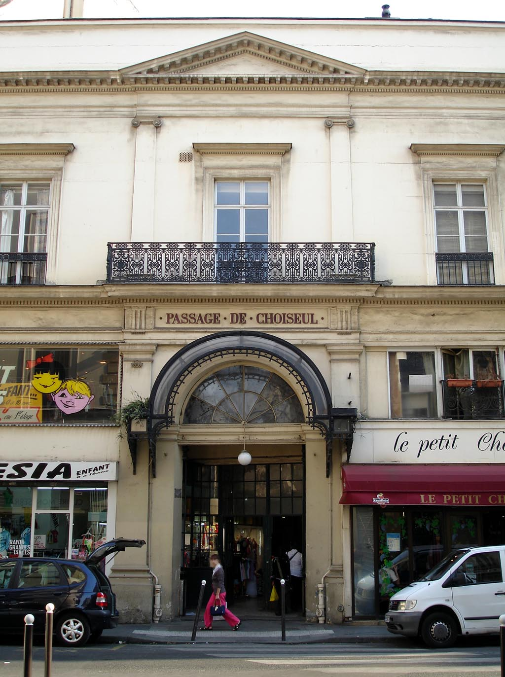 Hotel Brady Paris