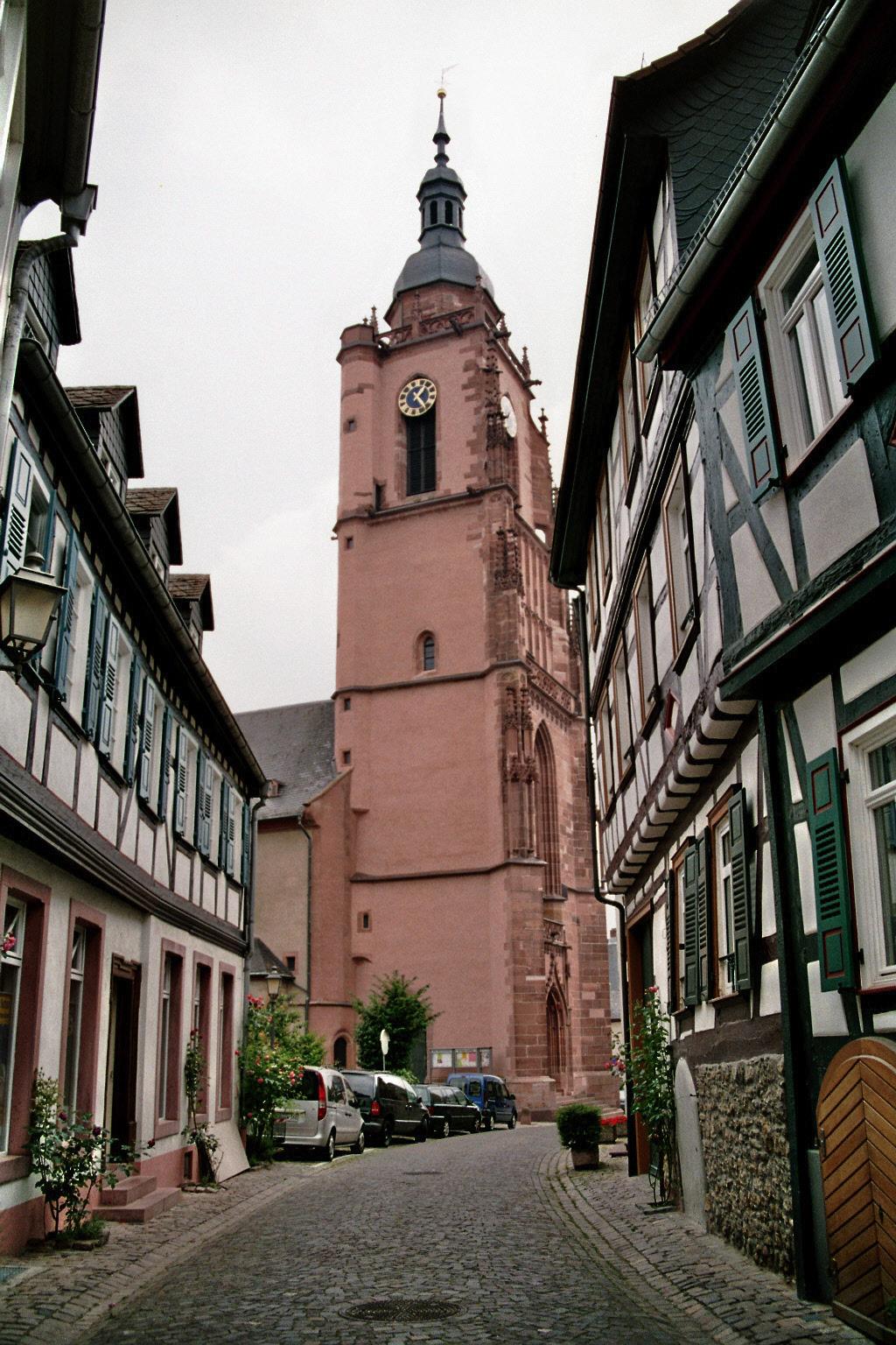 Eltville kirche