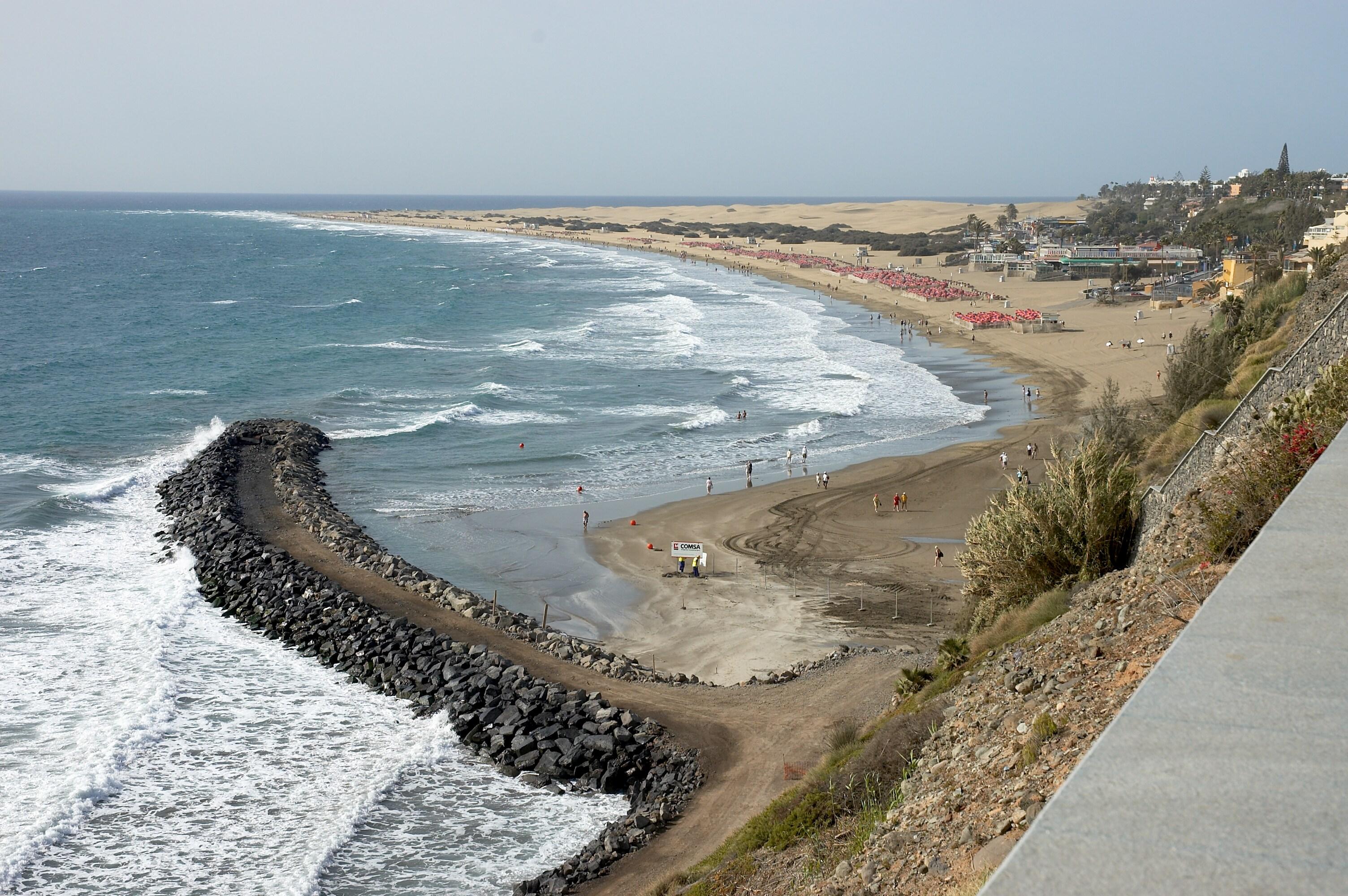 Fotos de la playa del ingles en gran canaria 60