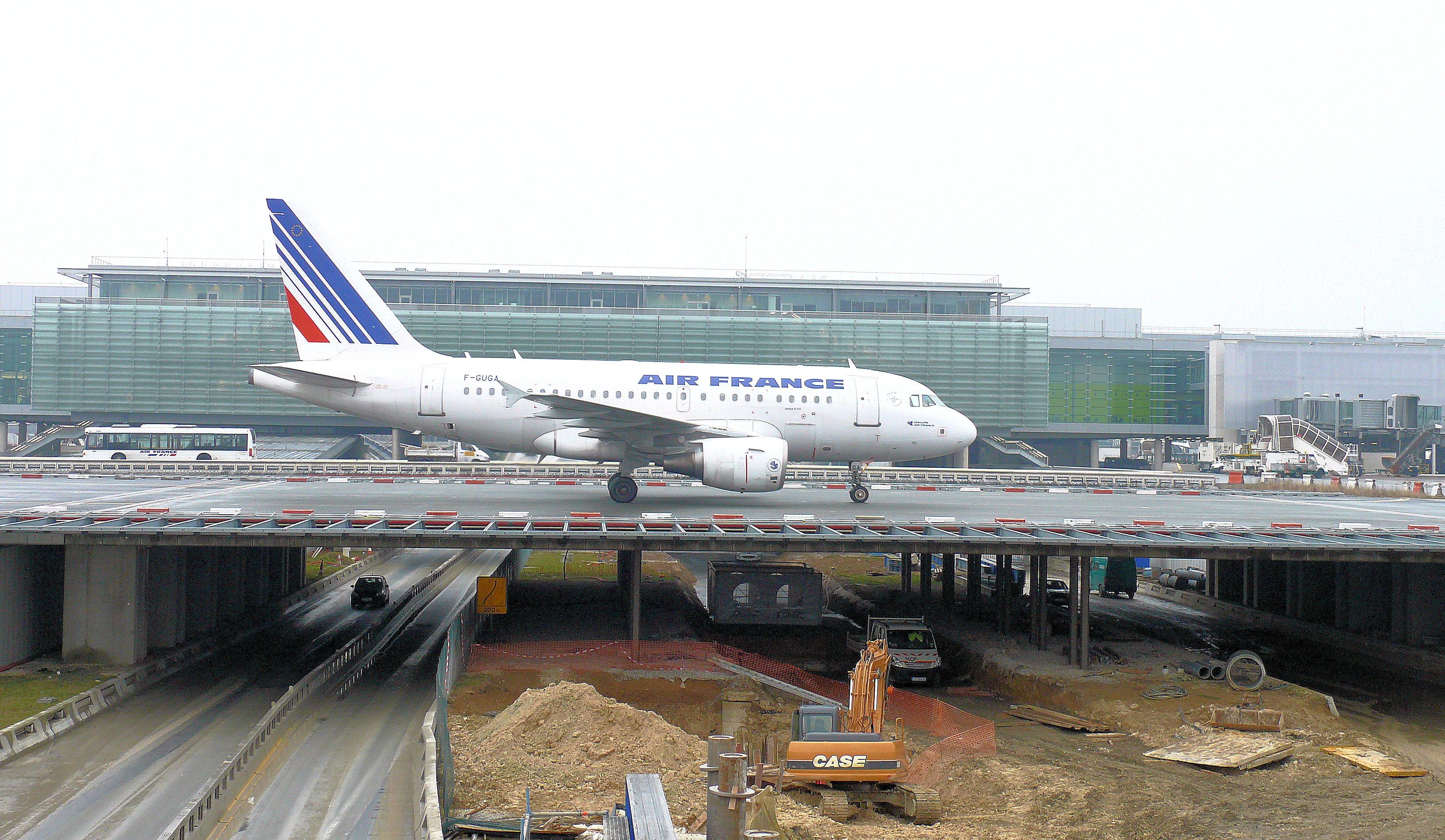 Pont-avion - Aéroport - Avion - SchoolMouv - Géographie - CM2