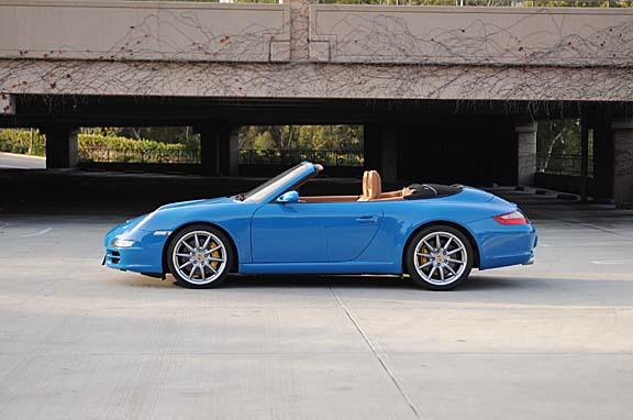 File Porsche 911 997 Carrera Cabriolet 2004 Jpg