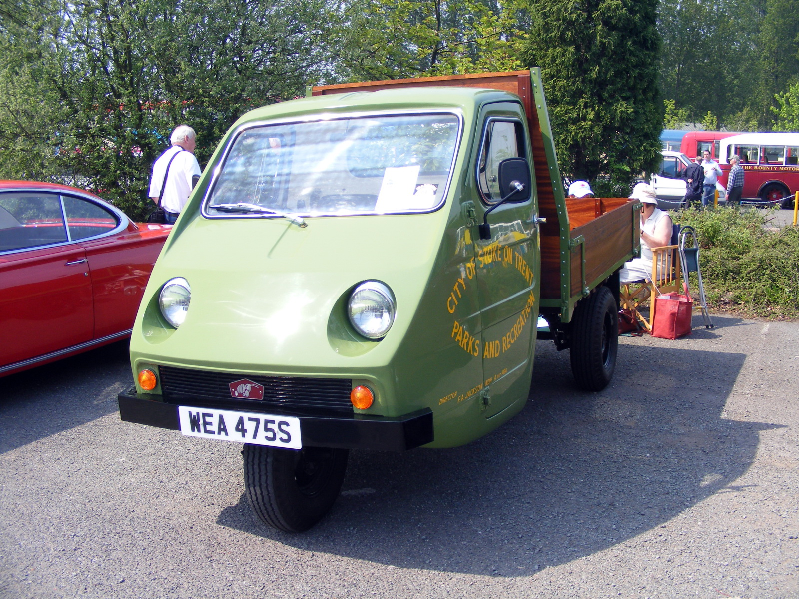 Reliant Tw9 Wikipedia