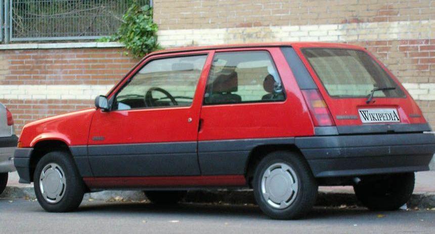 Renault 5 wikip dia a enciclop dia livre