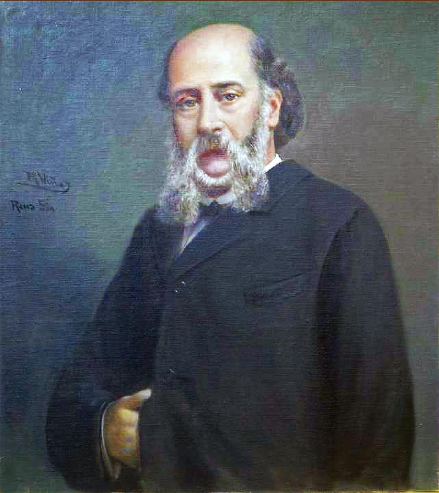 Depiction of Pedro Mata Fontanet