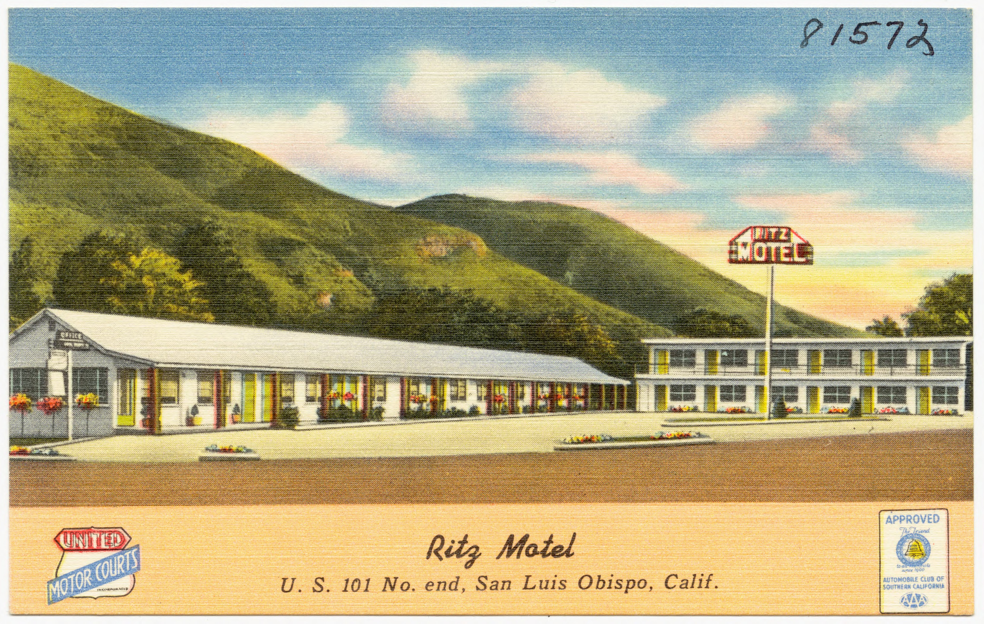 Motel  San Diego Mibion Valley East