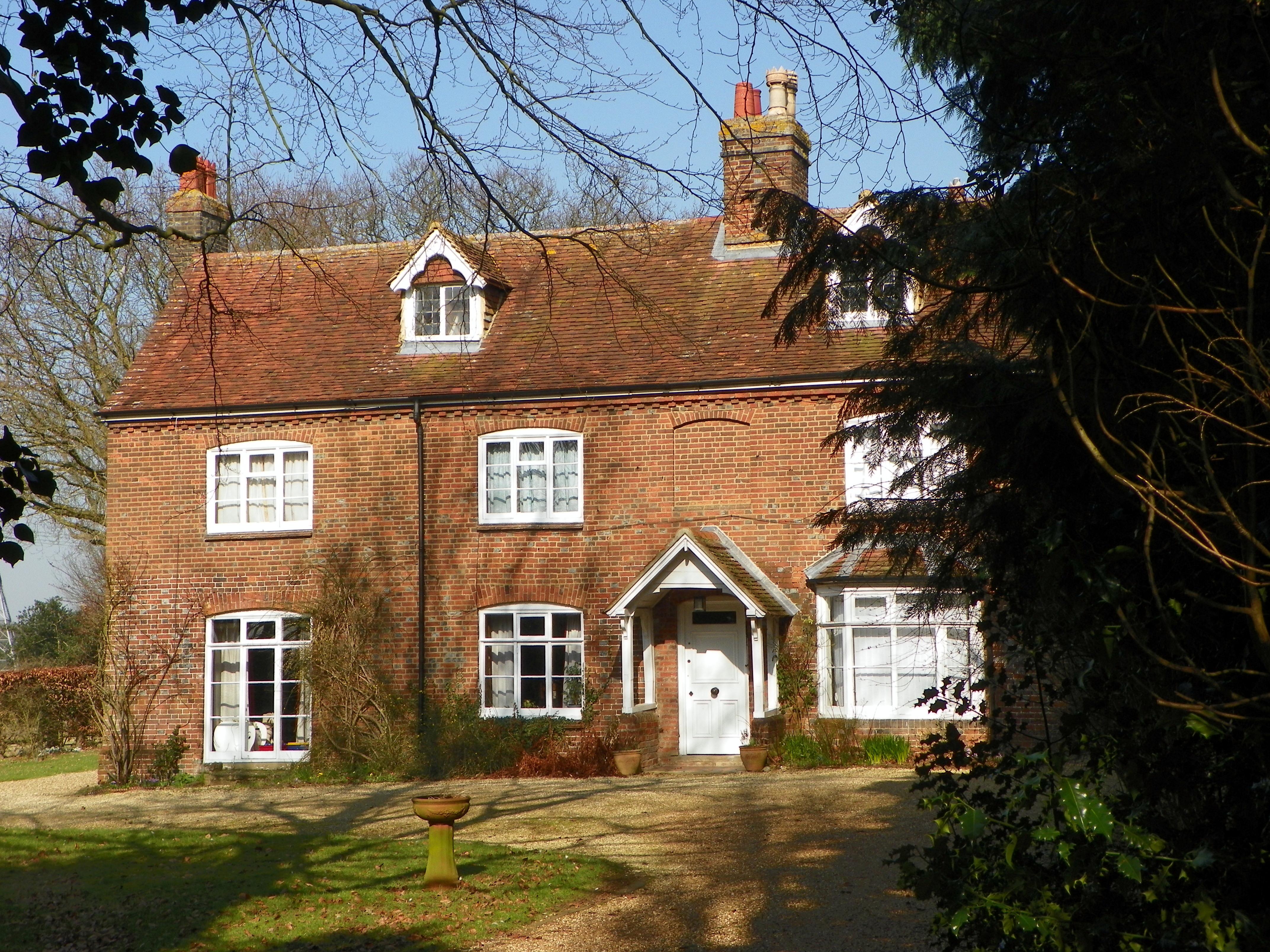 File Rooks Nest House Stevenage Jpg Wikimedia Commons
