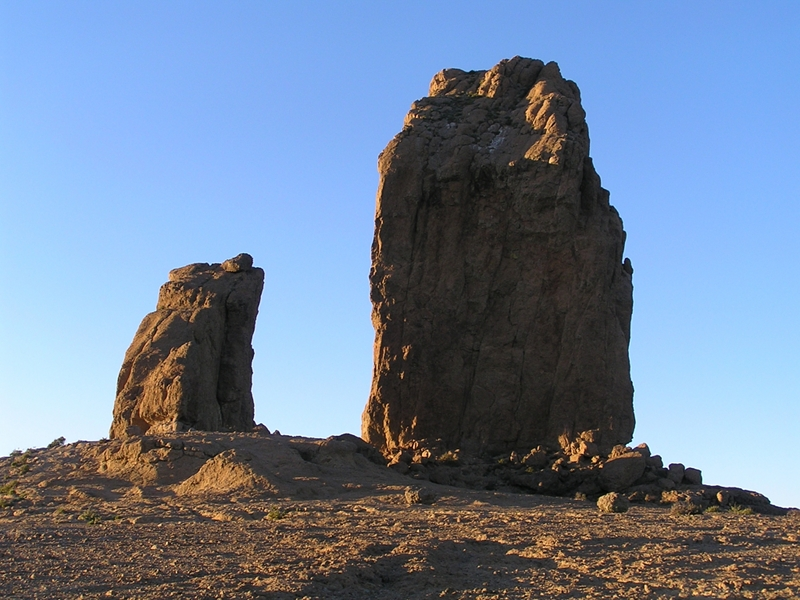 Roque Nublo - Wikipedia