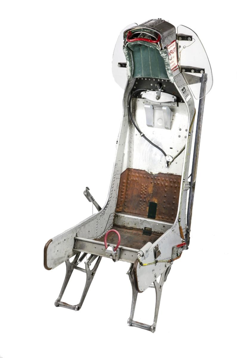 FileSaab 32 Lansen ejection seat 2014-12-15 001.jpg  sc 1 st  Wikimedia Commons & File:Saab 32 Lansen ejection seat 2014-12-15 001.jpg - Wikimedia Commons