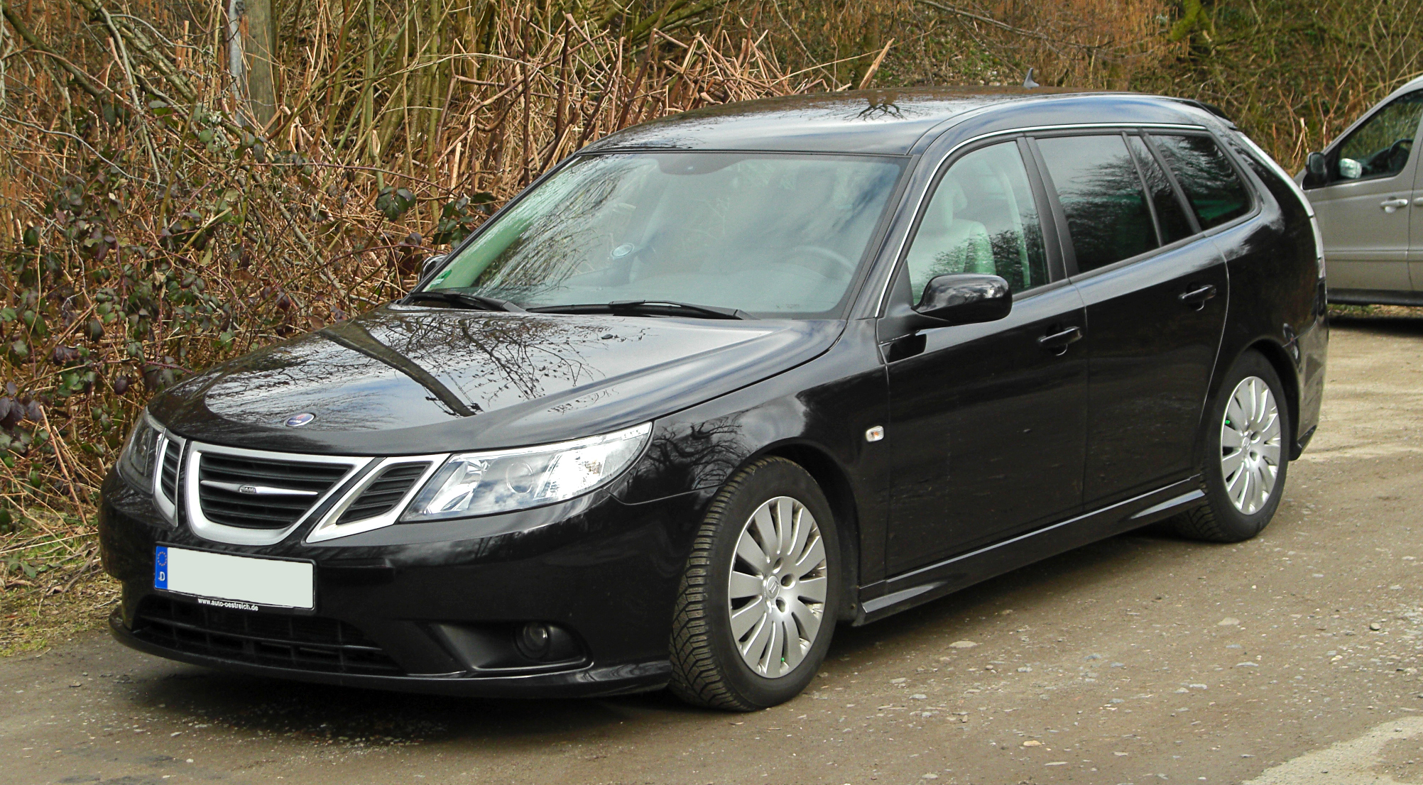 file saab 9 3 sportcombi 1 9 ttid ys3f facelift frontansicht 13 m rz 2011 w. Black Bedroom Furniture Sets. Home Design Ideas