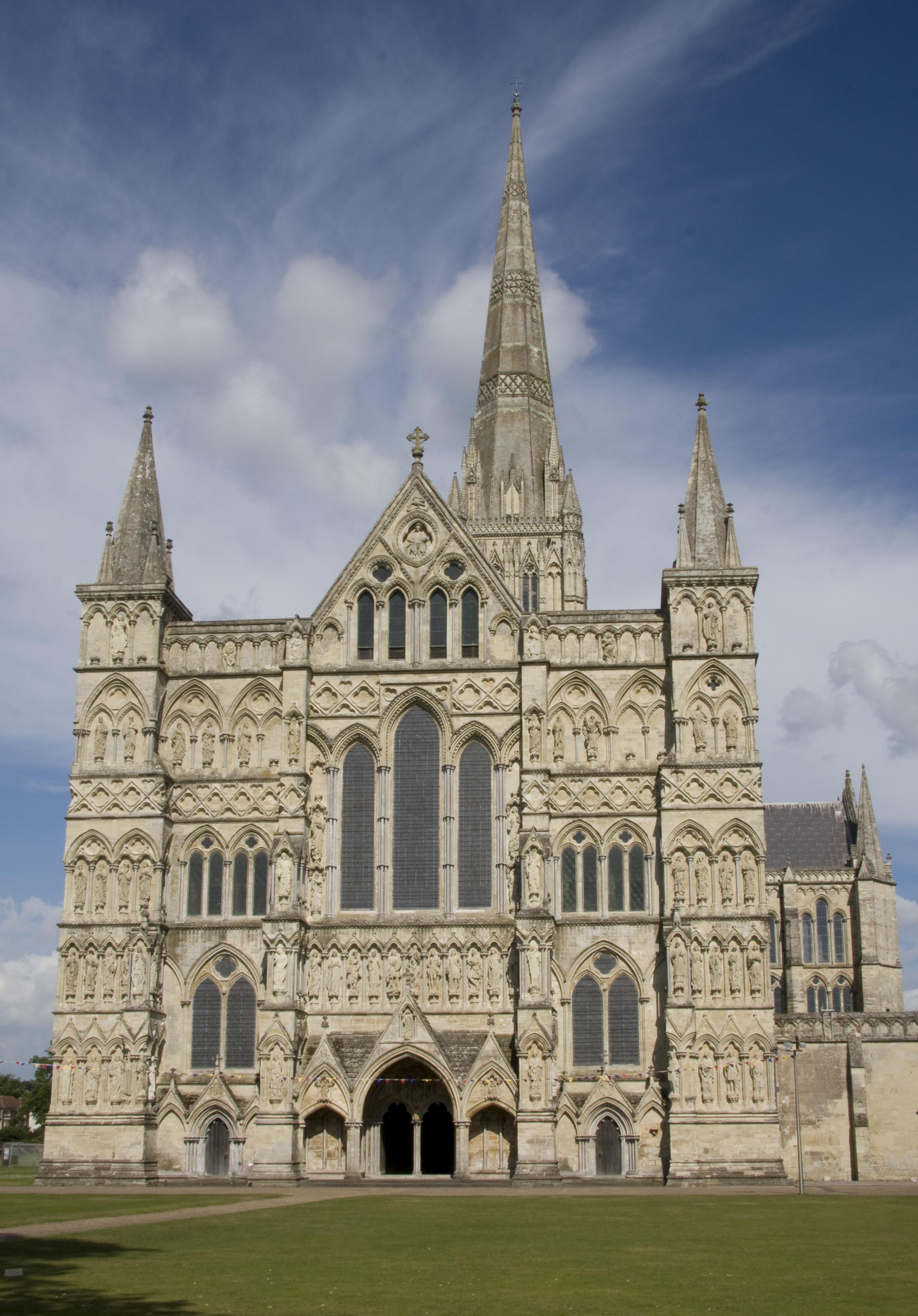 salisbury cathedral - photo #21