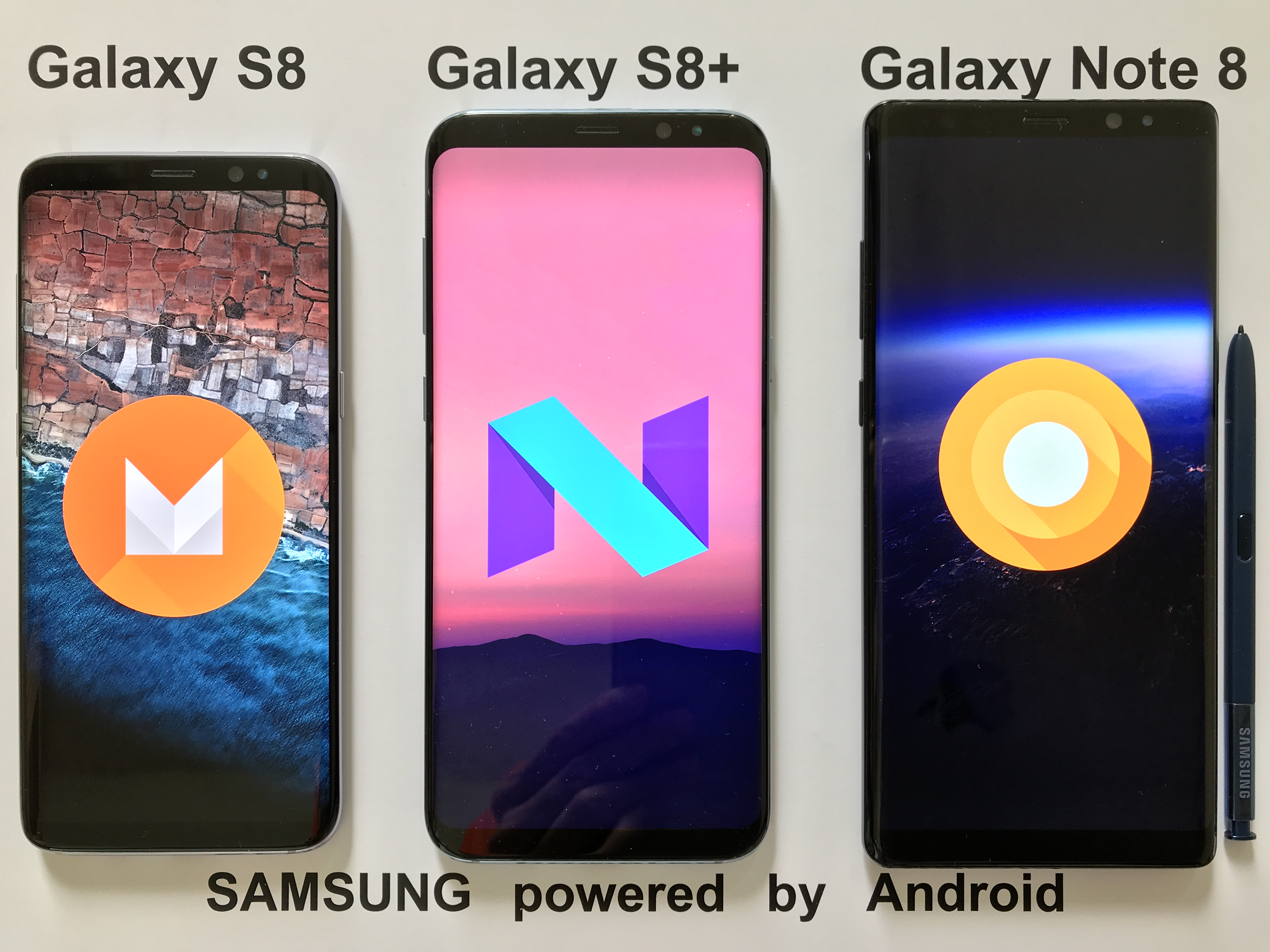 File:Samsung Android Smartphones jpg - Wikimedia Commons