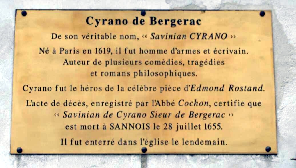 a plot overview of cyrano de bergerac Ever wondered how cyrano de bergerac follows the standard plot of most stories  come on in and read all about it.