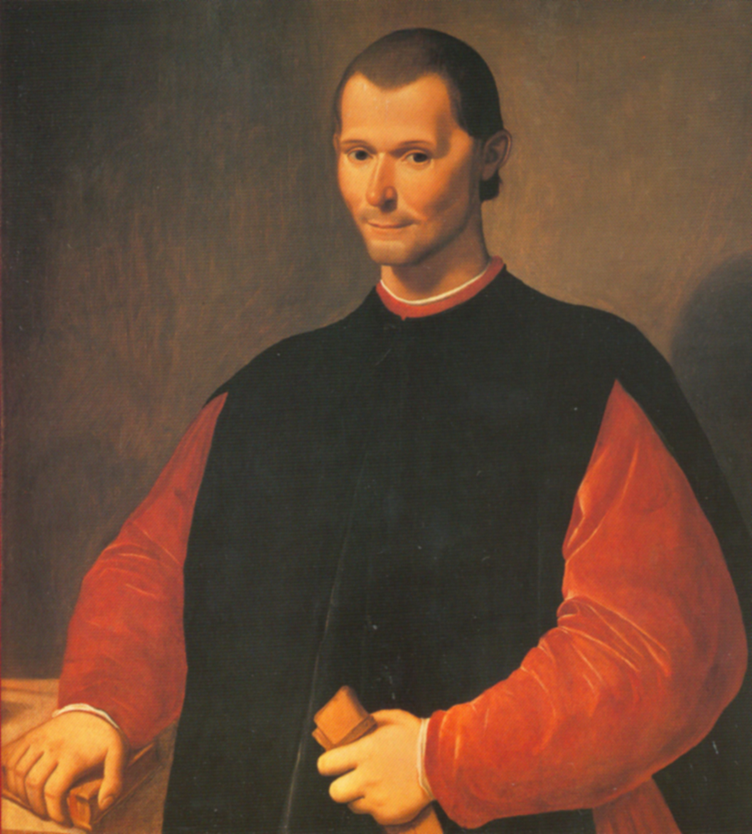 Summary Of Machiavelli S View Of Human Nature