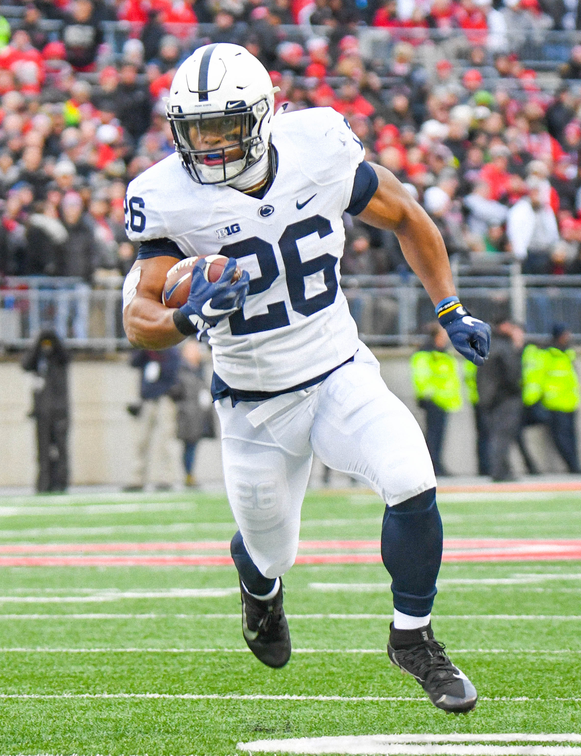 Barkley with Penn State in 2017. c8cdf8bad