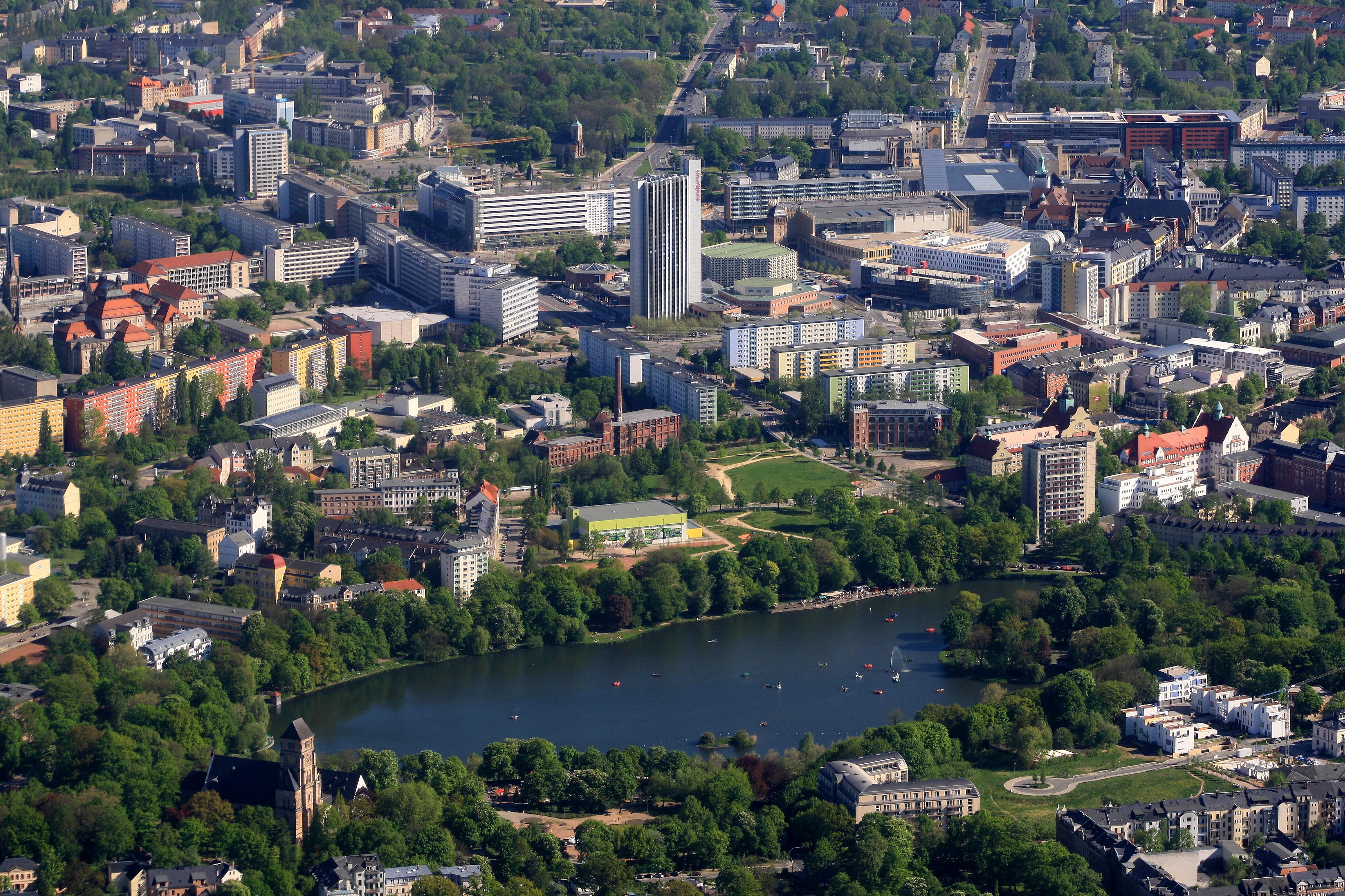 Historisches Zentrum von Chemnitz